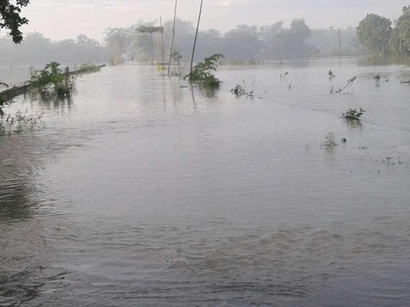 Banjir Bandang Terjang Gondang, Sekar, Balen