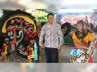 Bupati Bojonegoro Buka Festival Reog Jaranan 2017