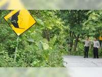 Satlantas Polres Bojonegoro Tingkatkan Patroli di Daerah Rawan Bencana
