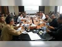 Bupati Bojonegoro Buka Rakor Dewan Ketahanan Pangan Tahun 2017