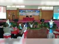 Jelang Pilkada 2018, Polres Bojonegoro Gelar Pembinaan Tiga Pilar se Kabupaten Bojonegoro
