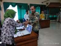 Pemkab Bojonegoro Gelar Bimtek Transaksi Non Tunai bagi PNS