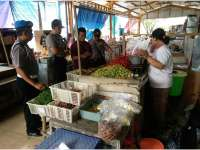 Polres Blora Operasi Pasar Menjelang Natal dan Tahun Baru