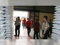Kapolres Bojonegoro Bersama Dinas Terkait Pantau Ketersediaan dan Harga Bahan Pokok
