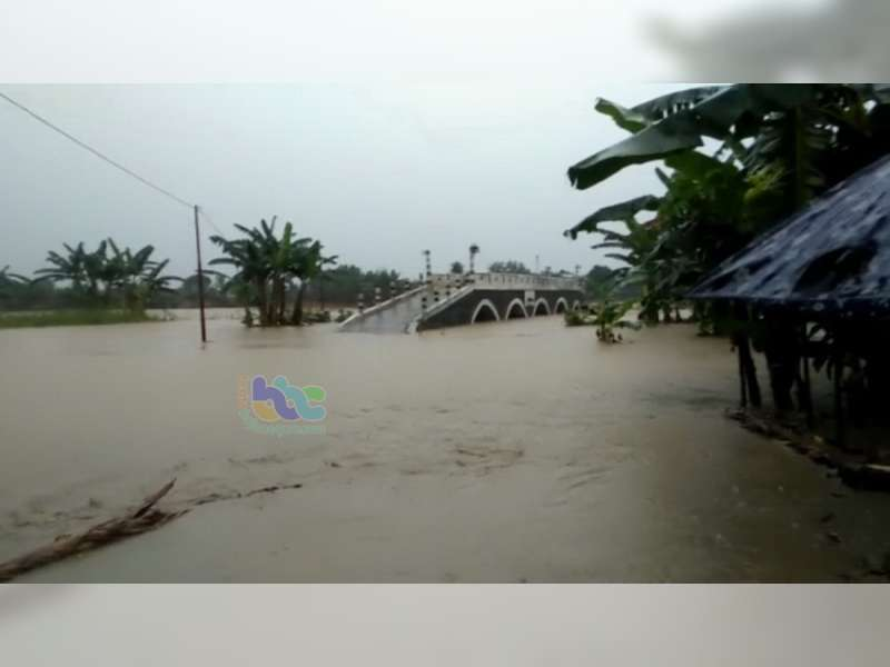 Banjir Bandang Terjadi di Kecamatan Gondang, Sekar dan Ngambon