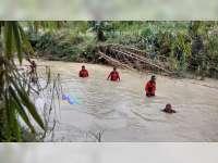 Pencarian Hari Kedua Nenek Yang Hilang di Hutan Tambakrejo, Masih Belum Diketemukan
