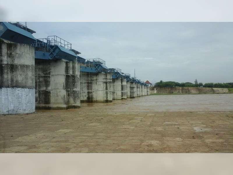 BPBD Bojonegoro Keluarkan Peringatan Dini Banjir Bengawan Solo