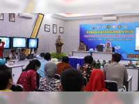 Polres Bojonegoro Tandatangani MoU Aplikasi TACS dengan RS dan Jasa Raharja