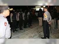 Polres Bojonegoro Kawal Pengamanan Menteri ESDM ke Obyek Vital Nasional