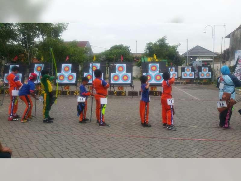 Siswa SD Mudabo Borong 3 Medali Emas di Ajang National Archery Competition