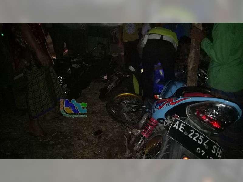 Tabrakan Tiger Kontra Pulsar di Sumberrejo, Seorang Pengendara Meninggal di Rumah Sakit