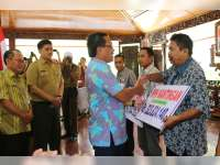 3,5 M Dana Sharing Perhutani Digelontorkan Untuk 68 LMDH
