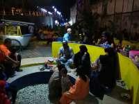 Taman Bengawan Padangan Jadi Alternatif Wisata Keluarga