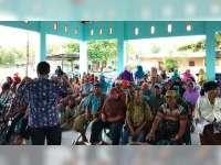 Serunya Baksos Kampus Ungu STIKes ICsada dan RS Aisiyah di Dander
