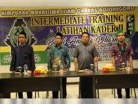 Kang Yoto Hadiri Milad dan Latihan Kader II HMI Cabang Bojonegoro