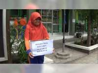 Siswa SDIT Sisihkan Uang Saku untuk Donasi Keluarga Almarhum Guru Budi