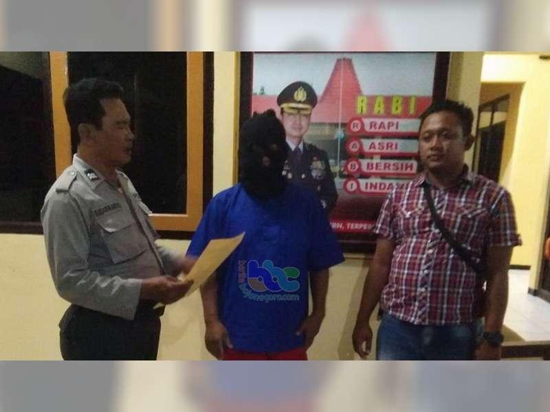 Seorang Pelaku Penipuan Diamankan Sat Reskrim Polres Bojonegoro