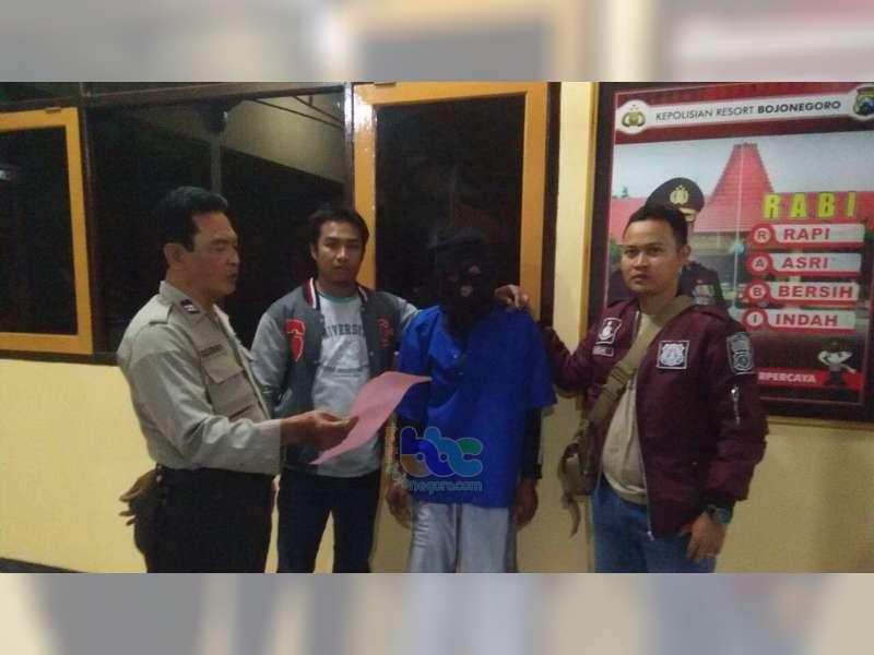 Tim Panther Sat Reskrim Polres Bojonegoro Berhasil Tangkap Pelaku Pencurian