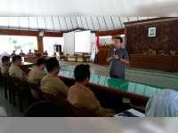 Perangkat Desa Baru Ikuti Pelatihan Aparatur Pemerintah Desa