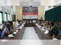 Polres Bojonegoro Siap Dukung Swasembada Pangan Untuk Indonesia Jadi Lumbung Pangan Dunia