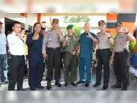 Kapolres Pimpin Pengamanan Penetapan Pasangan Cabup dan Cawabup Bojonegoro