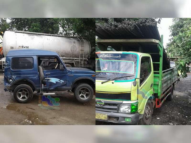 Perbaiki Mobil Mogok, Pengemudi Katana di Jenu Tuban Meninggal Dunia Ditubruk Truk
