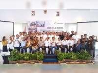 Pertamina Grup Gelar Gathering dengan Pemimpin Media Jatim dan Jateng di Kuta Bali