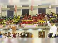 Bupati Bojonegoro Buka Pekan Olahraga Pelajar 2018