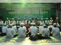 PWI Bojonegoro Peringati HPN 2018 dengan Gelar Sholawat Bareng