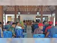 EMCL Bersama Fospora, Serah-Terimakan Pembangunan Sumur Bor pada Warga Desa Brabowan