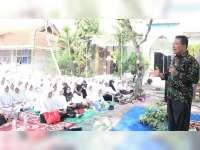 Kang Yoto Beri Motivasi Siswa SMKN 1 Bojonegoro Hadapi UNBK