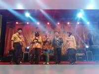 Kang Yoto Hadiri Welcome Party Pertikarada Jawa Timur 2018 di Taman Tirta Wana Dander