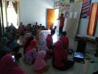 Kampung Dongeng Bareng Kampung Ilmu Gelar Pekan Ceria di Rumah Belajar