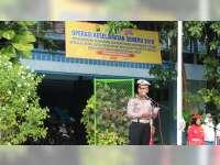 Sat Lantas Polres Bojonegoro Sosialisasi Ops Keselamatan di Sekolah-Sekolah