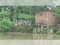 Puluhan Rumah di 7 Kecamatan Terancam Longsor Bibir Bengawan Solo