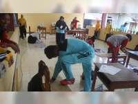 Disdik Gelar Porseni dan Pramuka Bagi SLB dan Sekolah Inklusi di Wilayah Bojonegoro