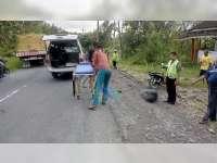 Diduga Mabuk, Pengendara Motor di Margomulyo, Jatuh Sendiri