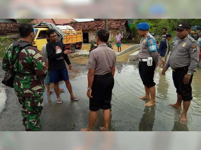 Diguyur Hujan 30 Rumah Warga di Kunduran Terendam Banjir