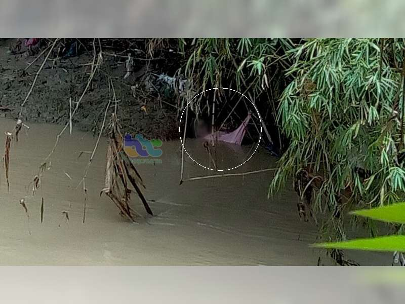 Seorang Warga Kepohbaru Ditemukan Meninggal Hanyut di Sungai