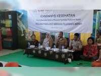 EMCL Prakarsai Kampanye Kesehatan di Kecamatan Gayam