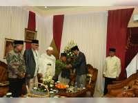 Presiden Joko Widodo Apresiasi Batik Difabel Blora