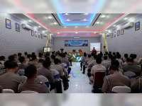 Sat Lantas Polres Jajaran Polda Jatim, Studi Banding Aplikasi TACS di Polres Bojonegoro