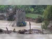 Pemkab Bojonegoro Alokasikan Rp 1 Miliar Untuk Bangun Jembatan Jawik Tambakrejo