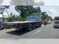 Kecelakaan Beruntun di Tuban, Dua Orang Pemotor Tewas Terlindas Truk