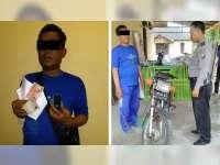 Nyambi Ngecer Togel, Seorang Pedagang Sayur Keliling di Bubulan Ditangkap Polisi