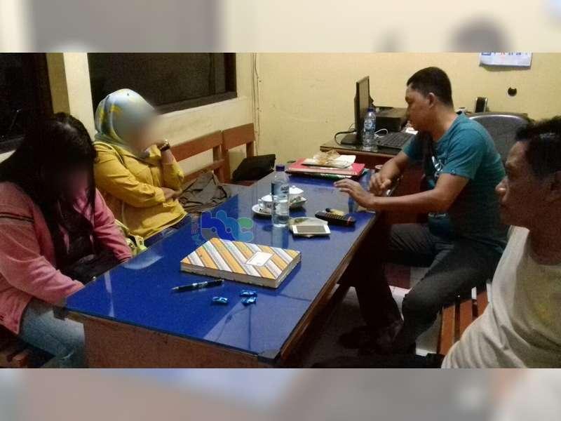 Kedapatan Menjalankan Praktik Prostitusi, Dua Orang PSK, Diamankan Polisi