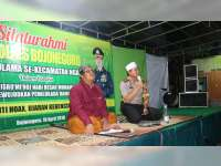 Kapolres Bojonegoro Ajak Ulama Sukseskan Pilkada 2018