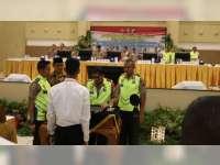 Polda Jatim Gelar Penandatanganan Pakta Integritas Penerimaan Anggota Polri TA 2018