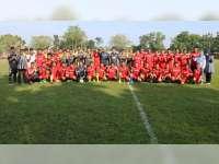 Pererat Soliditas Jelang Pilkada, TNI Polri Bojonegoro Gelar Olahraga Bersama