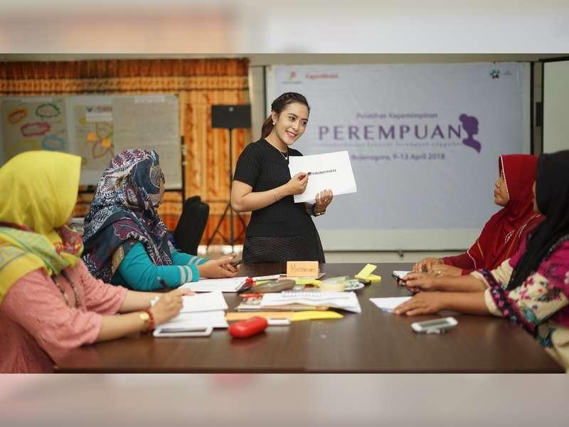 EMCL Gelar Pelatihan Kepemimpinan Pemberdayaan Ekonomi Perempuan